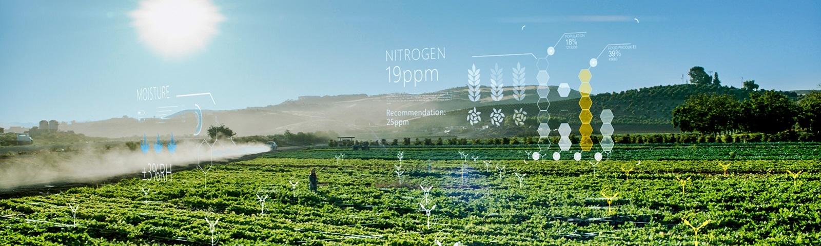 Azure Intelligent Edge field